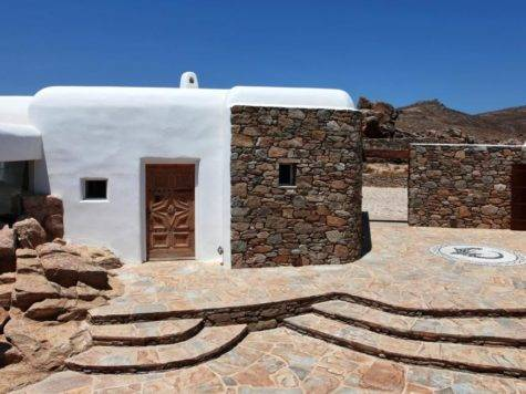 Traditional Greek House Mykonos Island Most Beautiful