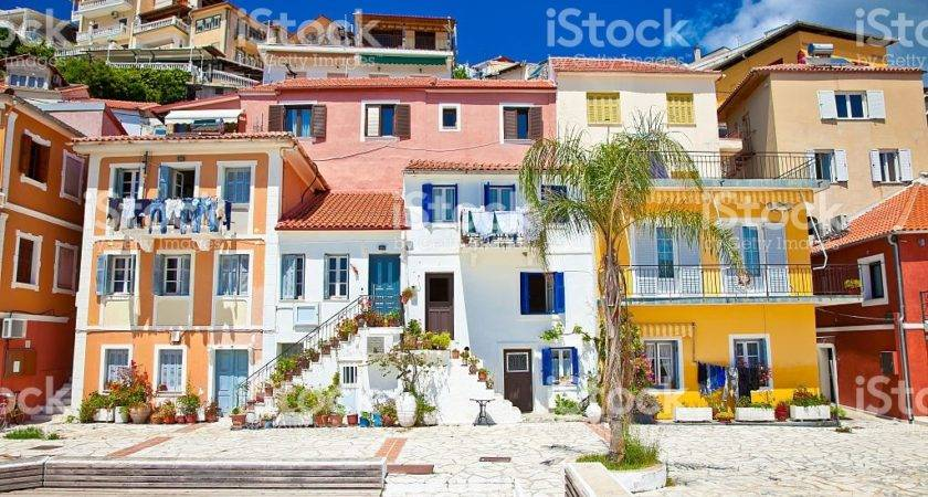 Traditional Greek Houses Home Design