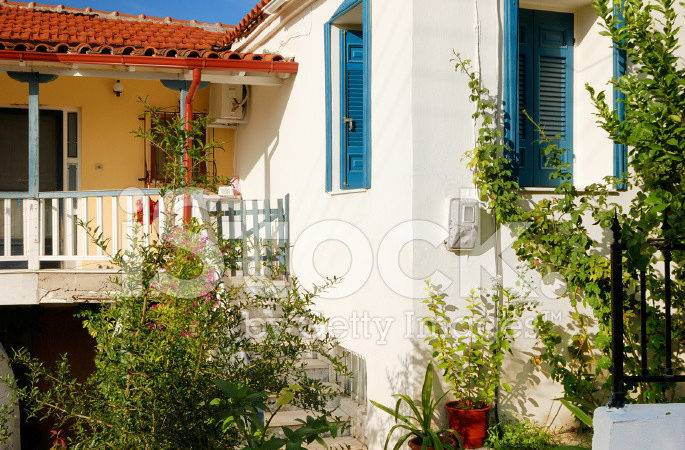 Traditional Greek Houses Photos Freeimages