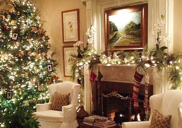 Traditional Holiday Decorating Ideas Popsugar Home