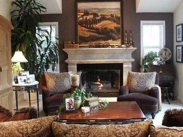 Traditional Home Decor Ideas Characters Way Combine