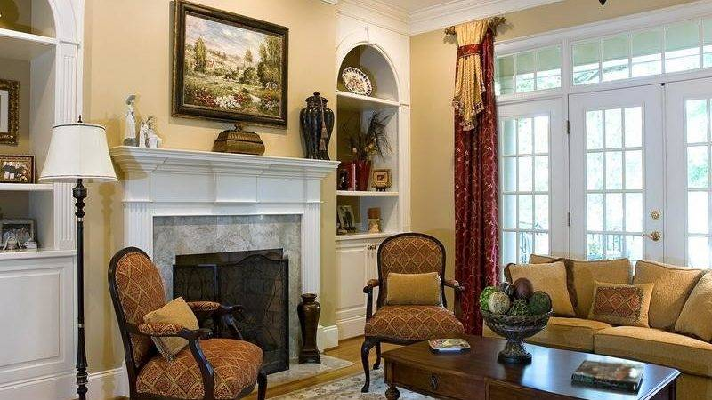 Traditional Home Decor Ideas Planning