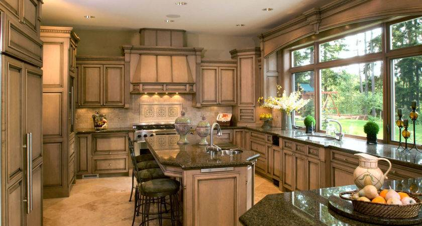 Traditional Kitchen Designs Elements Theydesign