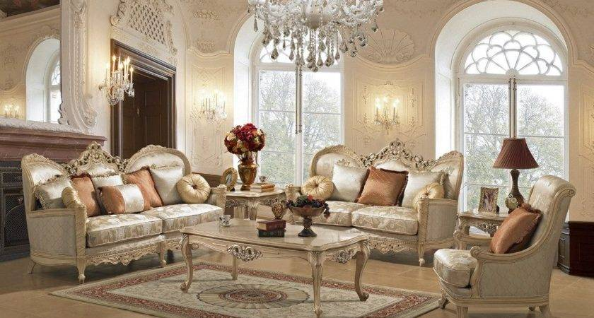 Traditional Living Room Design Rectangle Shape Glass