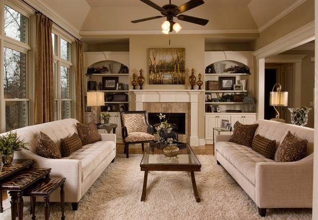 Traditional Living Room Ideas Interior Design