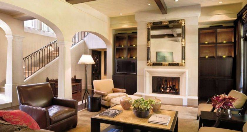 Traditional Living Room Rwm Design Architectural