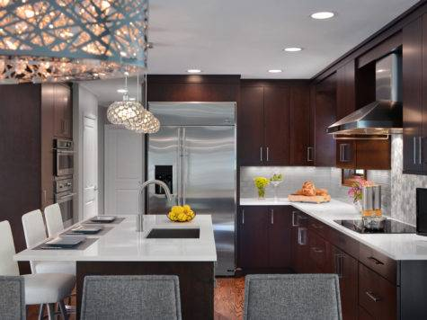 Transitional Kitchen Designs Ken