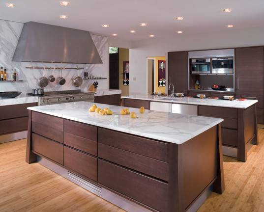 Transitional Kitchens Fusion Both Traditional