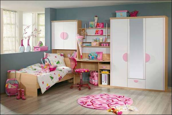 Transitional Modern Young Girls Bedroom Ideas Room