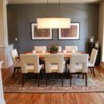 Transitional Neutral Dining Room Hgtv
