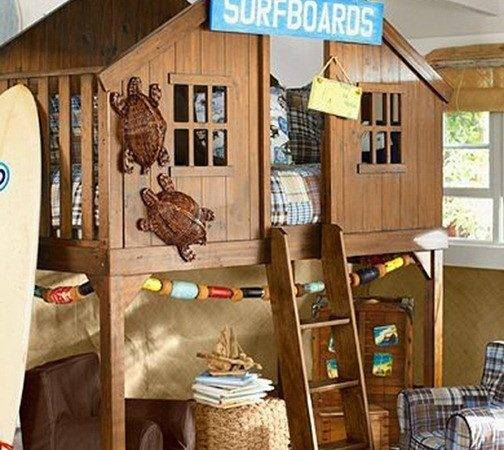 Tree House Fort Bed Renovations Haven Home Business