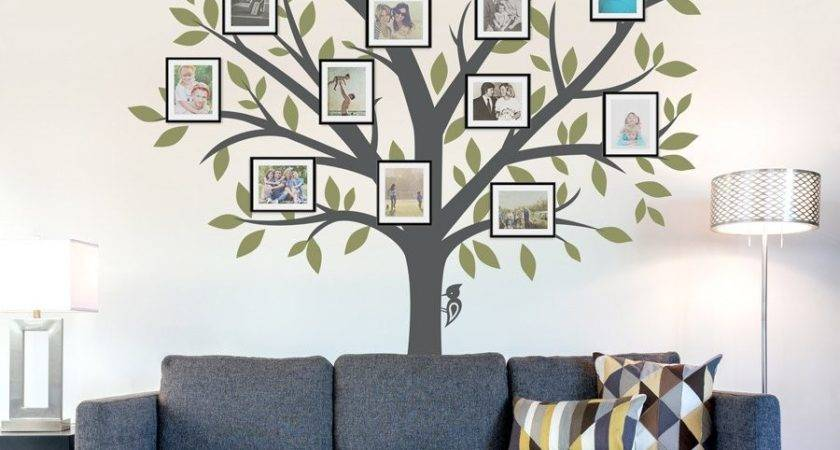 Tree Wall Decal Sticker Nature