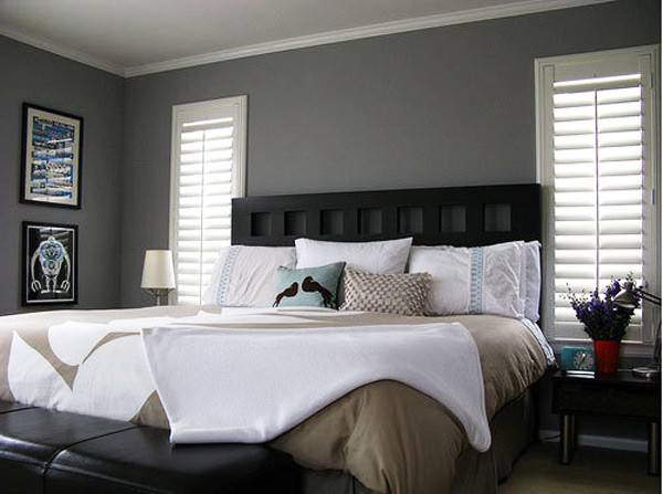 Trend Gray Paint Design Report Modern