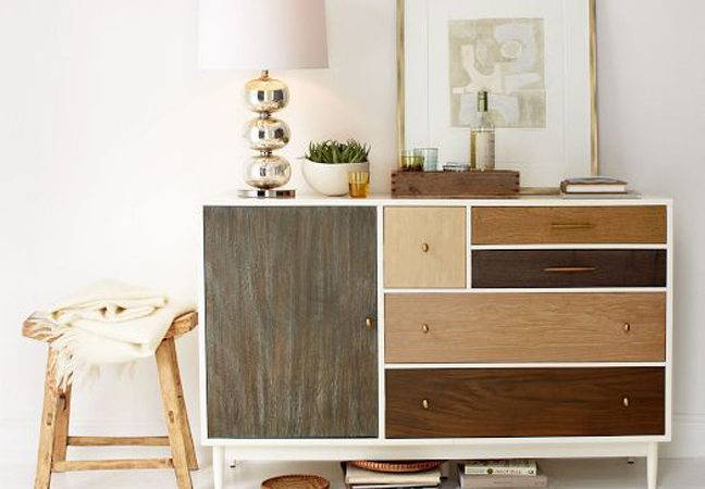 Trending Now Patchwork Wood Paneling Cozy