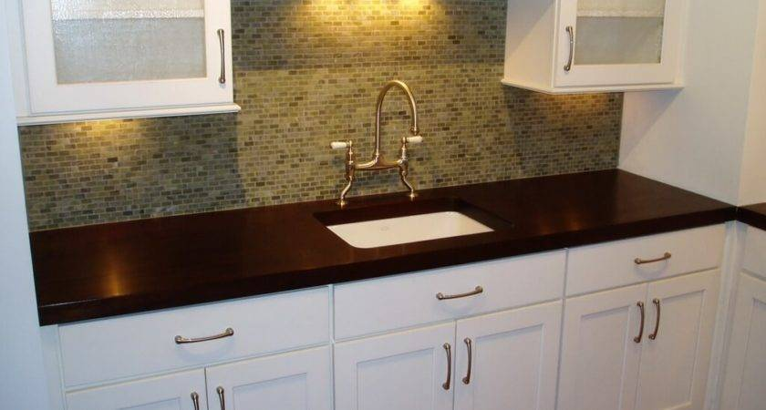 Trending Square Edge Countertops