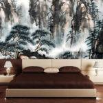 Trendy Interior Asian Bedroom Decor Contemporary