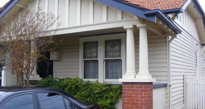 Trentham Tales State Bank Californian Bungalow