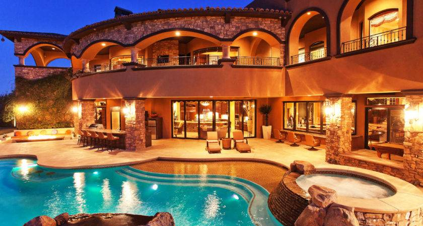 Tricked Out Mansions Showcasing Luxury Houses Beautiful