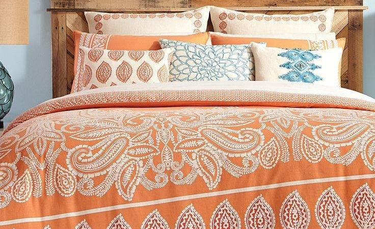 Trina Turk Catalina Paisley Bedding Decor Color
