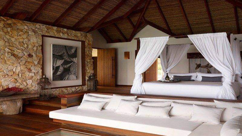 Tropical Fancy Bedrooms Small Cottage Floor Plans