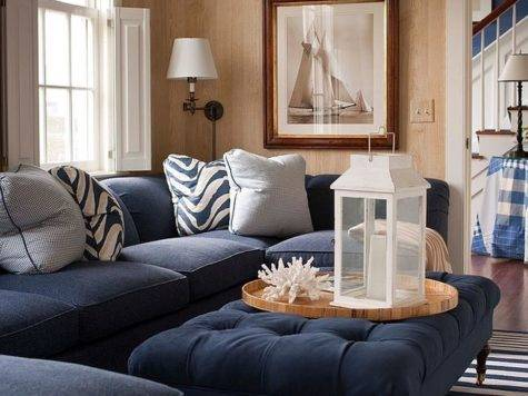 Tufted Upholstered Coffee Tables Cozy