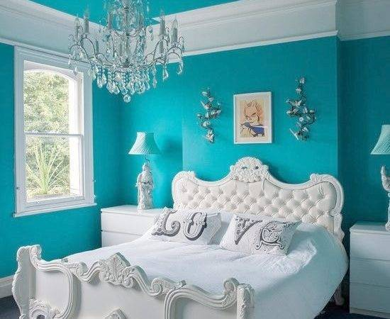 Turquoise Bedroom Walls Home Design