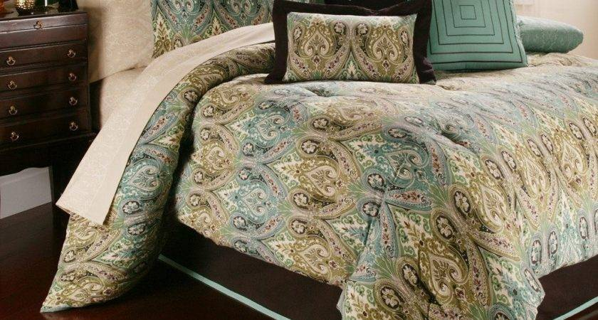 Turquoise Brown Bedding Sets Teal