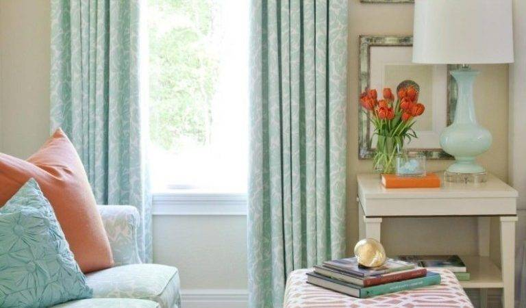 Turquoise Curtains Living Room Nana Workshop