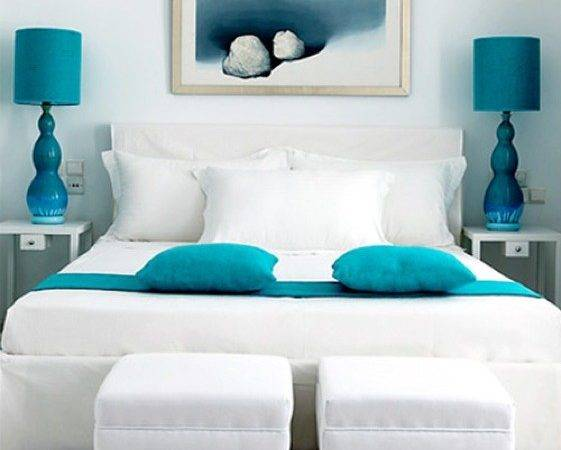 Turquoise Maroon Interior Decorating Rooms