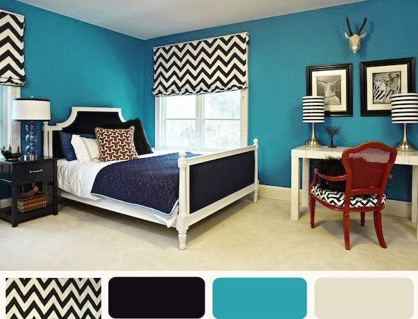 Turquoise Paint Bedroom Photos Video