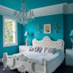 Turquoise Paint Color Palette Inspiration