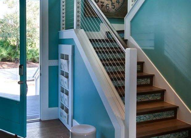 Turquoise Paint Color Trend Minimalist House Home