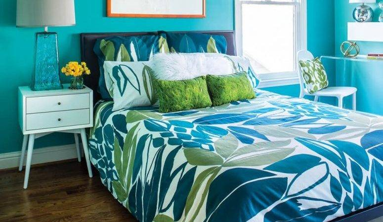 Turquoise Room Ideas Inspiration Brighten Your