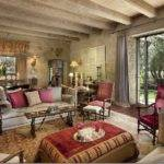 Tuscan Inspiration Glam Interiors