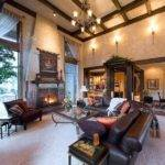 Tuscan Style Interiors Bend Home Traditional