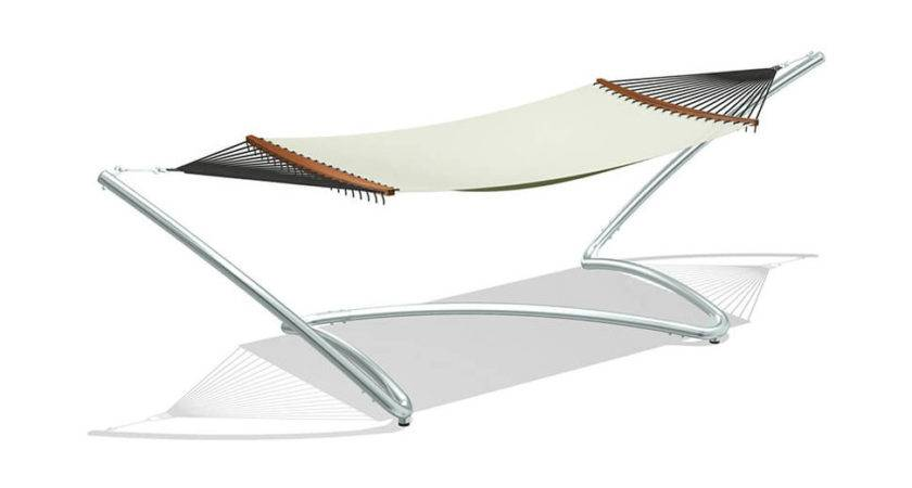 Tuuci Wave Air Lounge Hammock Stand Only