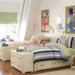 Two Boys Bedroom Decorating Ideas Room Design Long