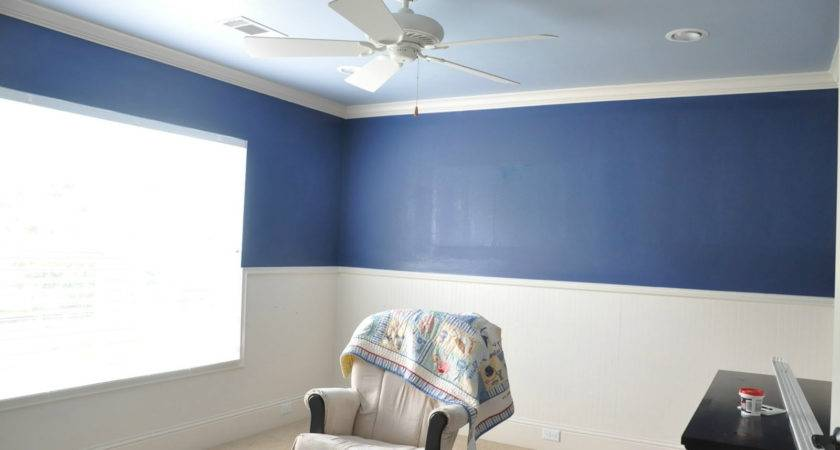 Two Color Bedroom Painting Ideas Home Combo