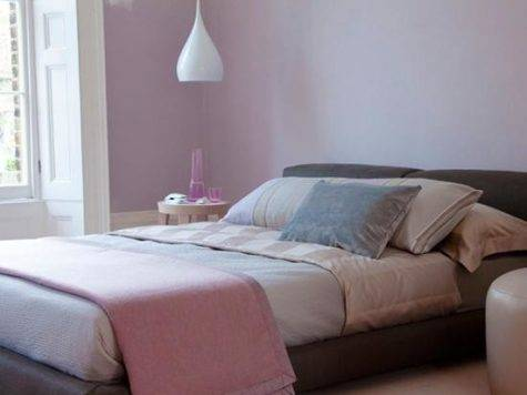 Two Color Wall Painting Ideas Beautiful Bedroom Decorating