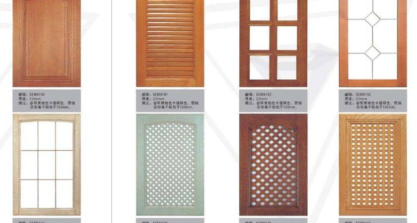 Types Kitchen Cabinets Doors Roselawnlutheran