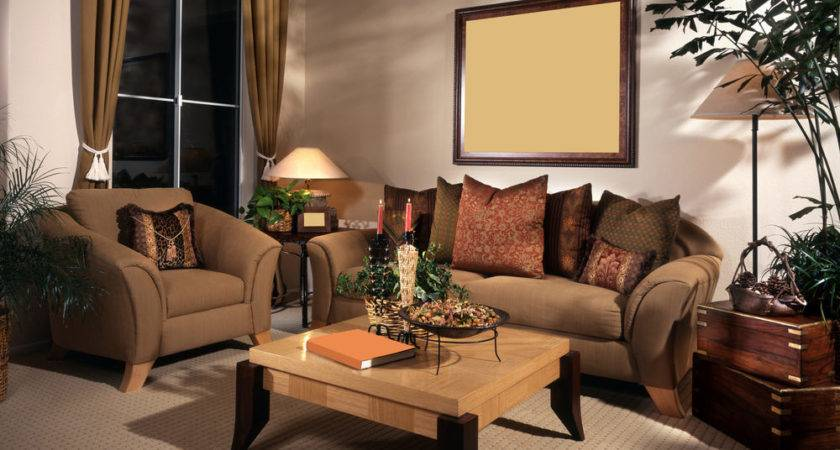 Types Living Room Themes Examples