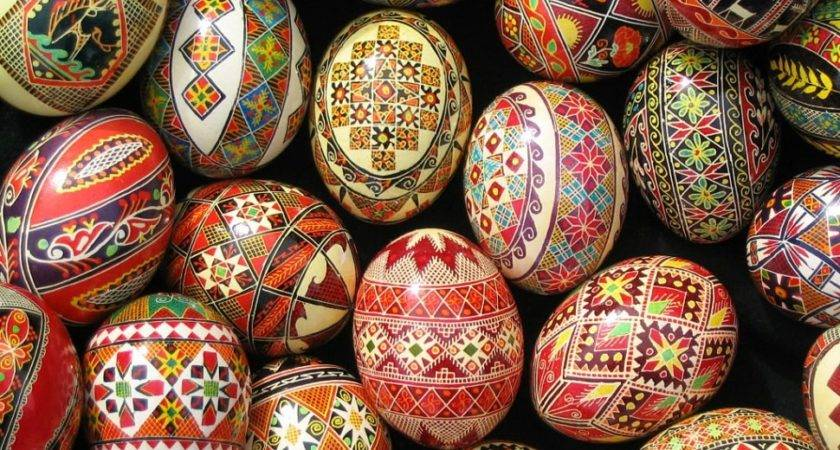 Ukrainian Egg Decoration Workshop Fillmore Gazette