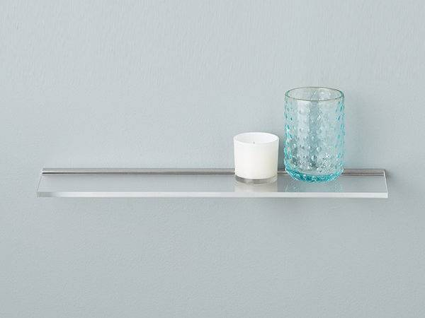 Umbra Sheer Acrylic Wall Shelves Container Store