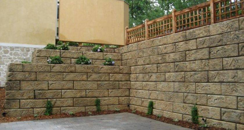 Unbelievable Retaining Wall Blocks Design Dapoffice