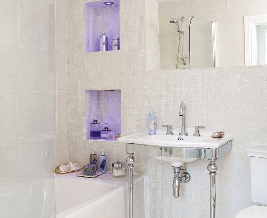 Unique Bathroom Lighting Designs