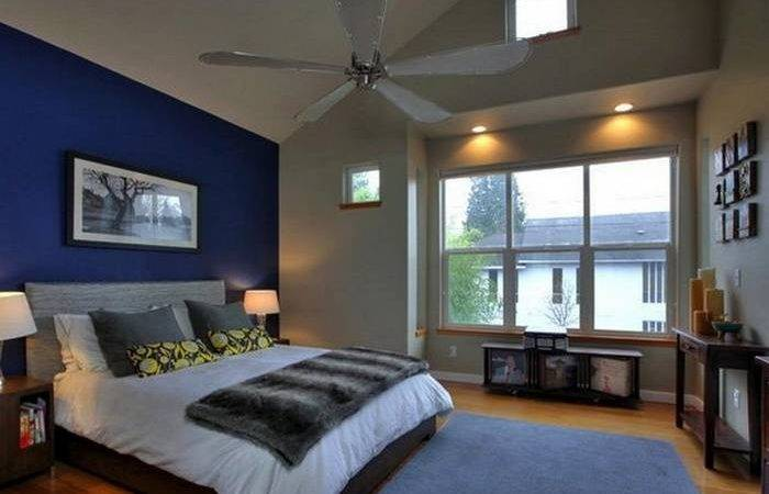 Unique Bedroom Blue Color Schemes Concerning Remodel