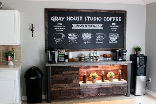 Unique Coffee Bar Ideas Your Home Serve