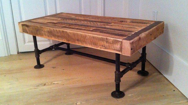 Unique Coffee Table Legs Design Ideas