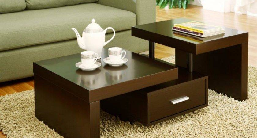 Unique Coffee Table Victory Over Boring Interior