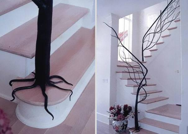 Unique Creative Staircase Designs Bored Panda